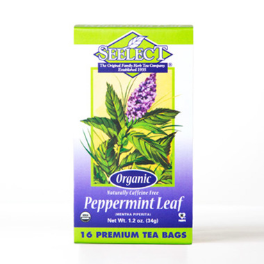 Peppermint Tea, Organic