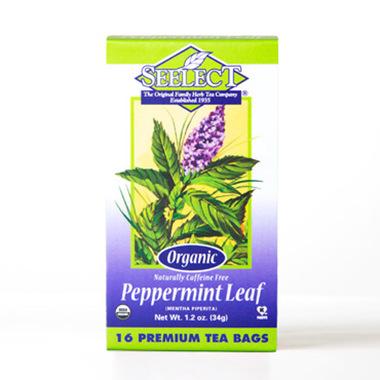 Peppermint Tea, Organic