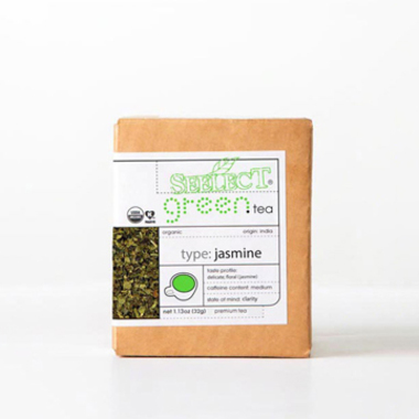 Jasmine Green Tea, Estate Grown