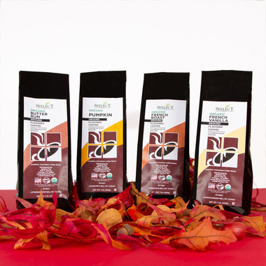 Fall Coffee Bundle (Organic)