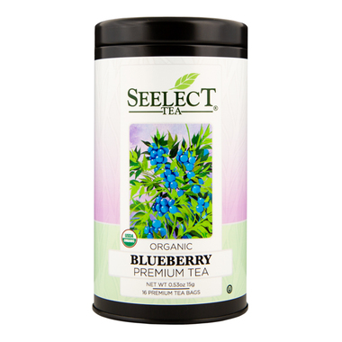 Blueberry Tea, Organic