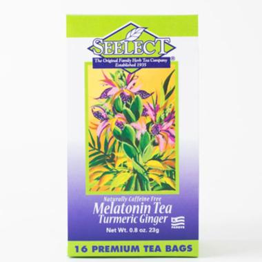Melatonin Tea - Turmeric Ginger