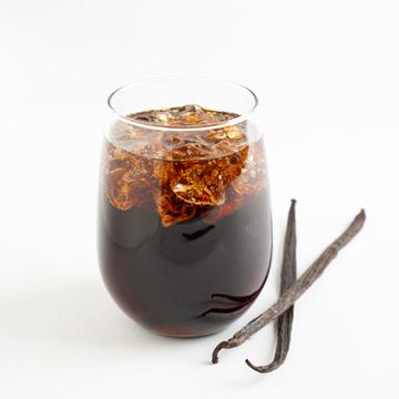 Organic Vanilla Cola Coffee Syrup