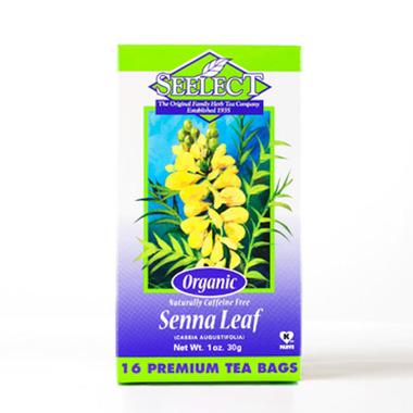 Senna Tea, Organic
