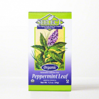 Peppermint Leaf Tea, Premium Loose Organic