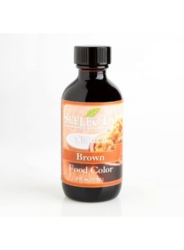 Natural Brown Food Coloring