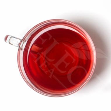 Peach Hibiscus Tea