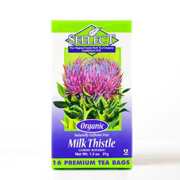Milk Thistle Tea, Organic
