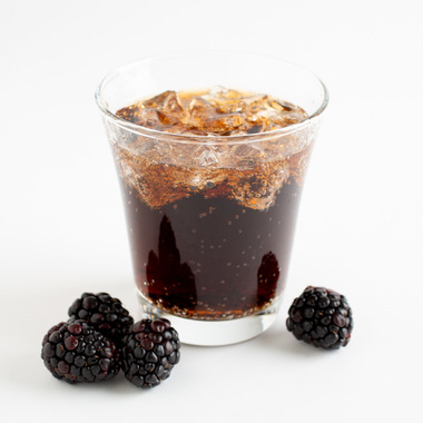 Blackberry Cola Syrup, Organic
