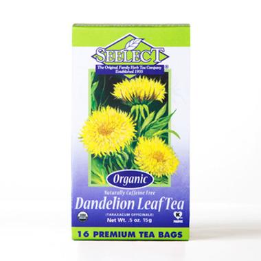Premium Dandelion Tea, Organic