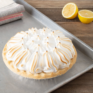 Lemon Meringue Italian Soda Syrup