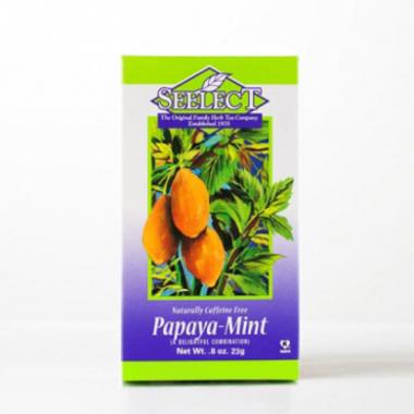 Papaya Mint Tea, Premium Loose