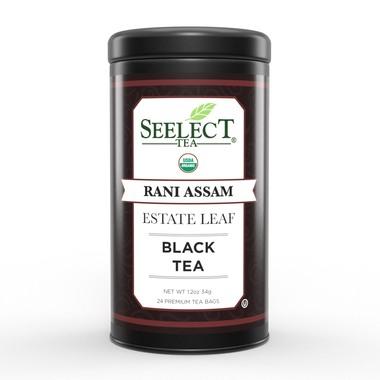 Rani Assam Black Tea, Estate Grown