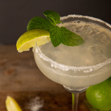 Organic Margarita Bar Mix Syrup