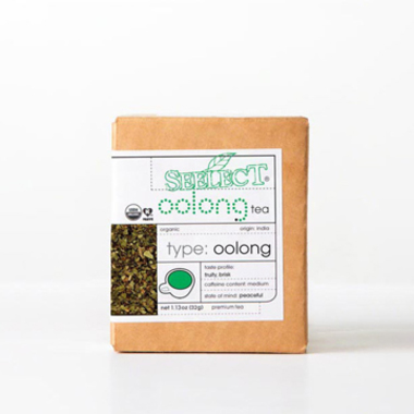Oolong Fannings Green Tea,  Estate Grown