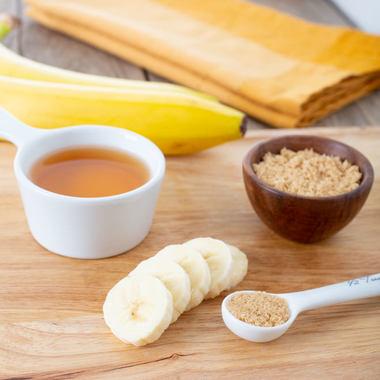 Bananas Foster Syrup, Organic