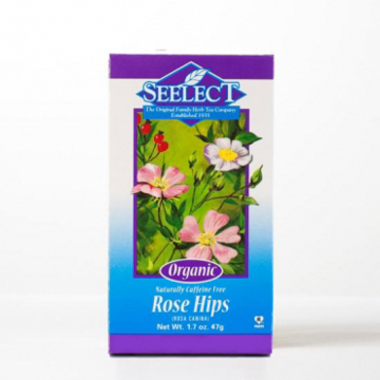 Rose Hips Tea, Premium Loose Organic