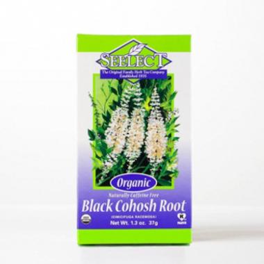 Black Cohosh Root Tea, Premium Loose Organic