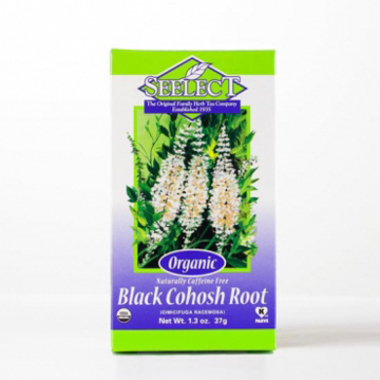 Black Cohosh Root Tea, Premium Loose Organic