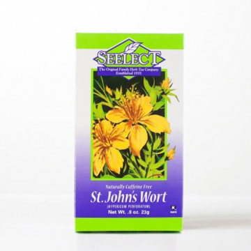 St Johns Wort Tea, Premium Loose
