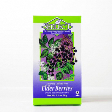 Elderberry Tea, Premium Loose