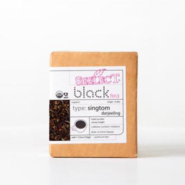 Singtom Black Tea, Estate Grown