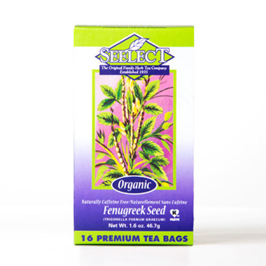 Fenugreek Seed Tea, Organic