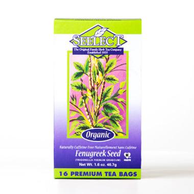 Fenugreek Seed Tea, Organic