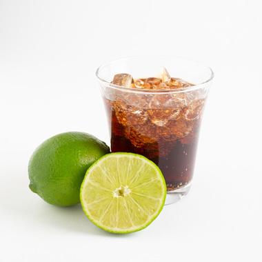 Lime Cola Syrup, Organic