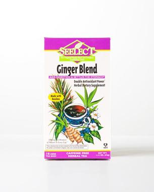 Ginger Blend  - Blends & Formulas