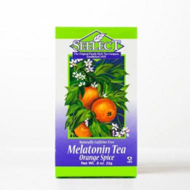 Melatonin Tea - Orange Spice, Premium Loose