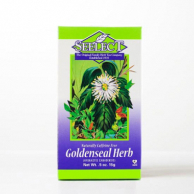 Goldenseal Herb Tea, Premium Loose