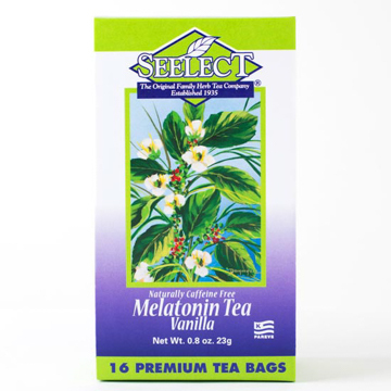 Melatonin Tea - Vanilla