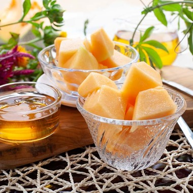 Cantaloupe Syrup