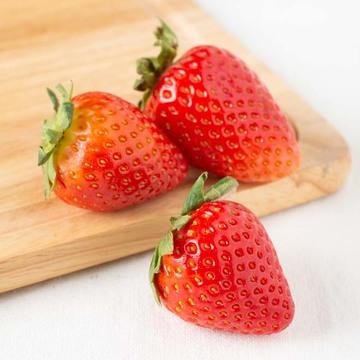 Organic Strawberry Snow Cone Syrup