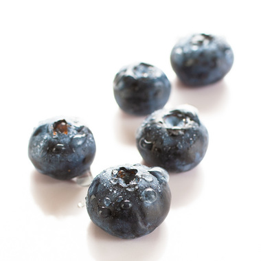 Blueberry Coffee Syrup