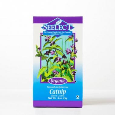 Catnip Tea, Premium Loose Organic