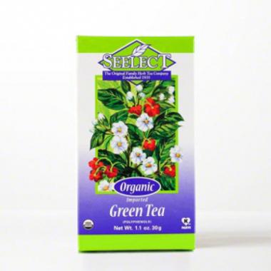 Green Tea Loose Leaf, Organic