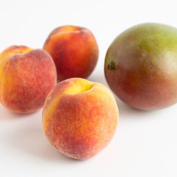Organic Peach Mango Daiquiri Bar Mix Syrup