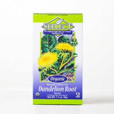Dandelion Root Roasted Tea, Premium Loose Organic