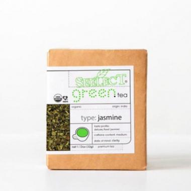 Jasmine Green Tea Loose Leaf, Estate Grown