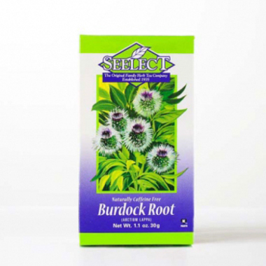 Burdock Root Tea, Premium Loose