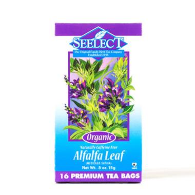 Alfalfa Tea, Organic