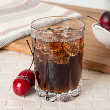 Organic Cherry Cola Snow Cone Syrup