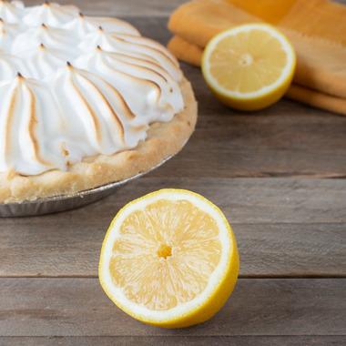 Lemon Meringue Syrup