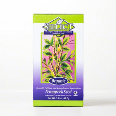 Fenugreek Seed Tea, Premium Loose Organic