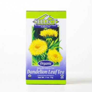 Dandelion Tea, Premium Loose Organic