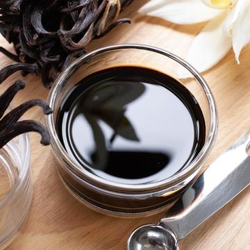 Organic French Vanilla Coffee Syrup