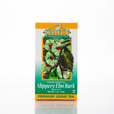 Slippery Elm Bark Tea, Loose Leaf
