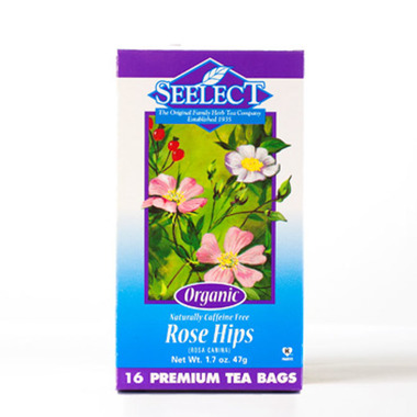 Rose Hips Tea, Organic